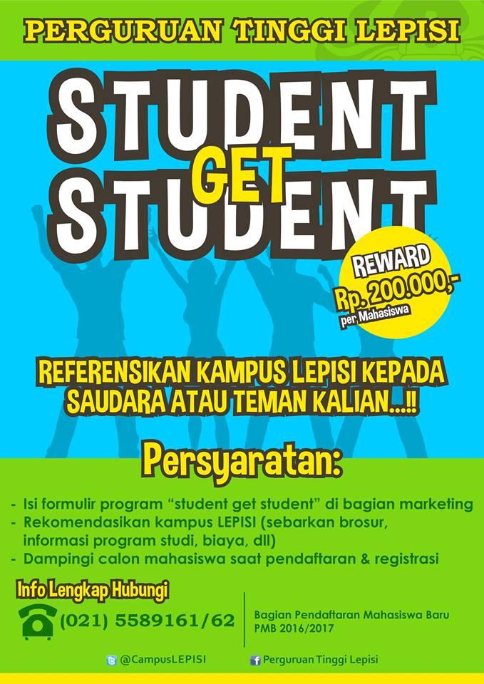 Pendaftaran Kampus LEPISI Tangerang