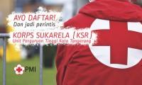 Korps Sukarela PMI Tangerang LEPISI