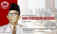 Selamat memperingati Hari Pendidikan Nasional 2016 Kampus LEPISI Tangerang