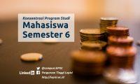 Konsentrasi program studi mahasiswa semester 6 Perguruan Tinggi LEPISI Tangerang