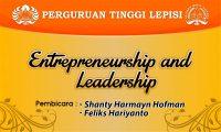 Banner Kuliah Umum Perguruan Tinggi LEPISI Tangerang