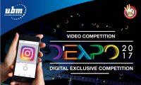 Banner D'EXPO 2017 Perguruan Tinggi LEPISI Tangerang