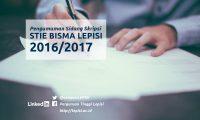 Sidang Skripsi STIE BISMA LEPISI Tahun Akademik 2016/2017 Tangerang