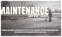 maintenance server sisfo Perguruan Tinggi Lepisi Tangerang