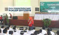 Pekan Orientasi Kultur Lepisi (POKLEP) 2017/2018 Tangerang