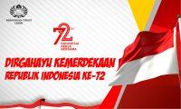 Dirgahayu Republik Indonesia ke-72 Perguruan Tinggi Lepisi Tangerang