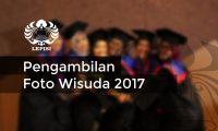 PENGAMBILAN PHOTO WISUDA PERGURUAN TINGGI LEPISI 2017